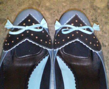 買った靴☆