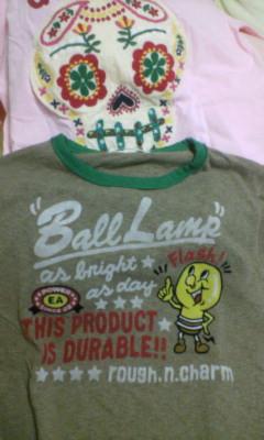 Tシャツ買ったよ〜
